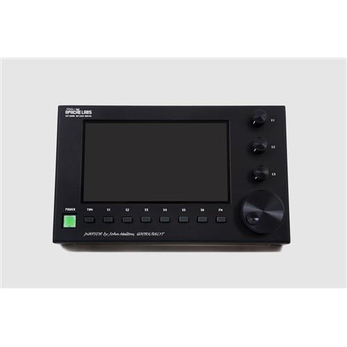 PiHPSDR kontrollpanel