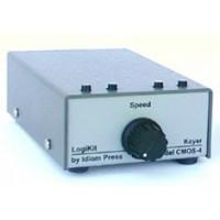 Logikit CMOS 4 Electronic Keyer assembled