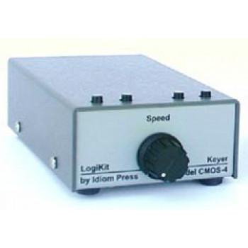 Logikit CMOS 4 Electronic Keyer kit