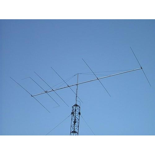 6 element 50MHz OP-DES Yagi (4.8m)