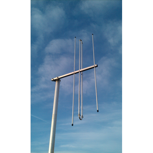 3 element 70MHz OWL Super-Light Yagi