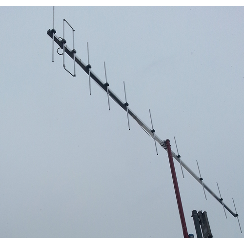 10 element AIS (162MHz) LFA Yagi - Professional Series