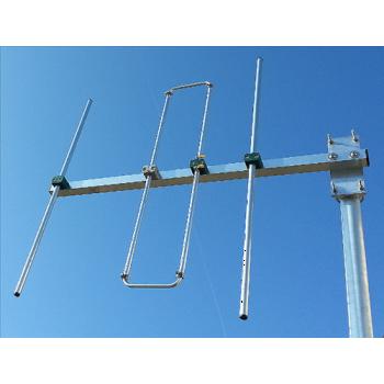 3 element AIS (162MHz) LFA Yagi - Professional Series