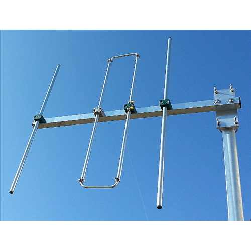 3 element AIS (162MHz) LFA Yagi - Professional Series