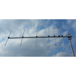 6 element AIS (162MHz) LFA Yagi - Professional Series