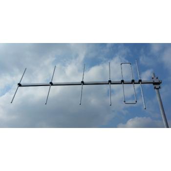 6 element AIS (162MHz) LFA Yagi - Professional Series