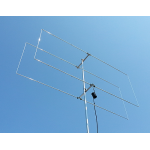 2 element 28MHz LFA-Q Quad Beam (0.7m)
