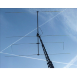4 element 27-29MHz - 28-30MHz HD OP-DES Yagi (3.5m)