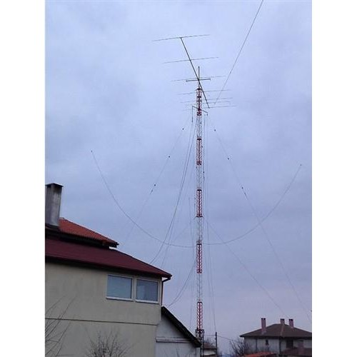7 element 28MHz OP-DES Yagi (13m)
