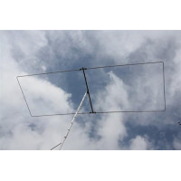 14MHz / 20m Moxon rectangle light weight