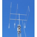 3 element 27MHz LFA-Q Quad Beam (3.2m)