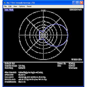 4 element 27MHz LFA Yagi (5.45m)
