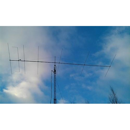 7 element 27MHz OP-DES Yagi (13.8m)