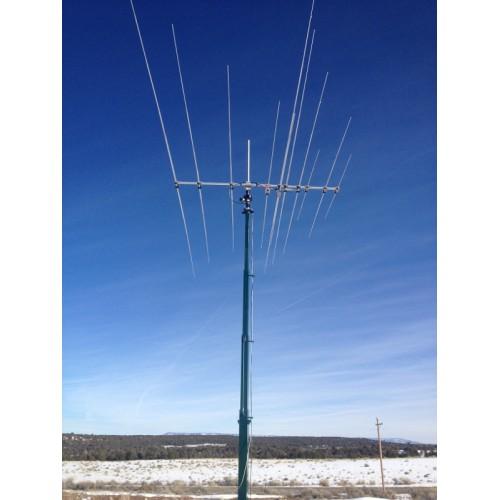 Multiband HF Yagi - XR6 - 11 element 6 band HF and 6m Yagi