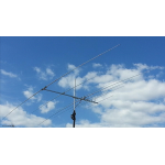 HF multi band Yagi - XR4 - 8 element 4 band