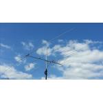 HF multi band Yagi - XR4 - 8 element 4 band