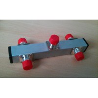 4 port 1/2wl 1296MHz 50 Ohm power divider