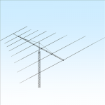 10-30 MHz LPDA