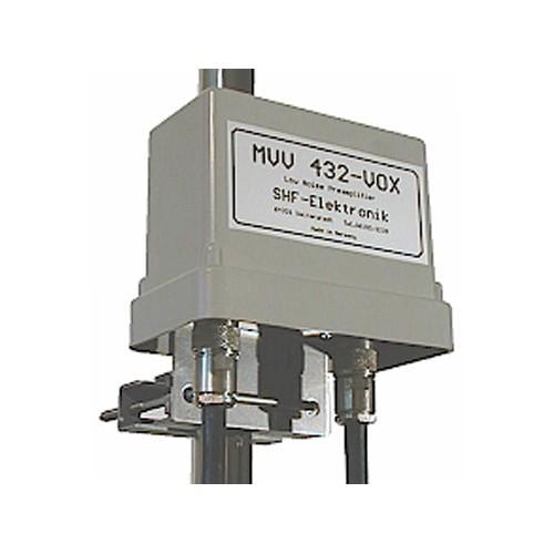 432 MHz preamp
