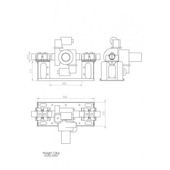 Antenna mount UA-01